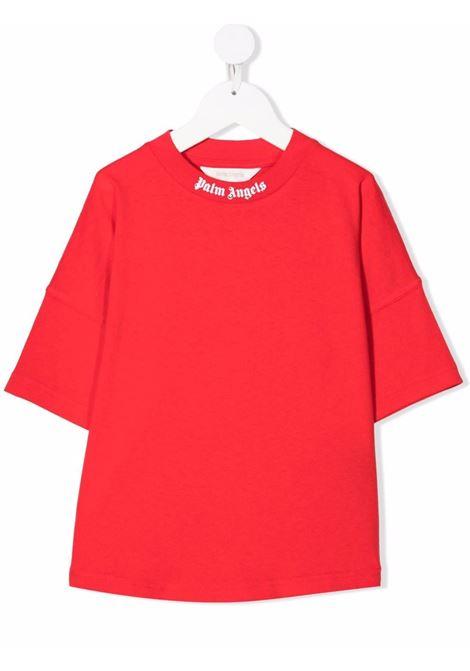 T-shirt PALM ANGELS KIDS | PBAA002F21JER0012501