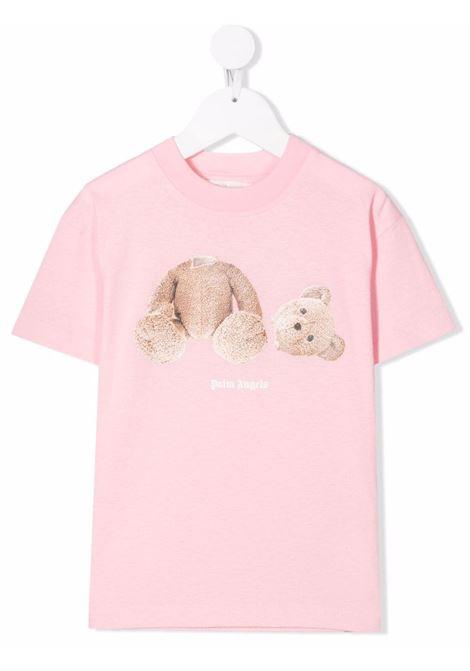 T-shirt PALM ANGELS KIDS | PGAA002F21JER0013060