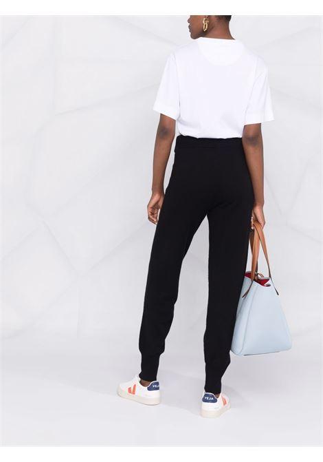 Pantalone nero P.A.R.O.S.H. | WISPERD570546013