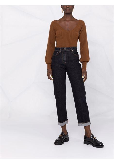Jeans nero PESERICO | JEANS | P04589L804280979