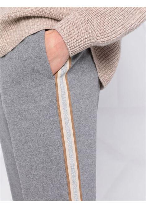 Pantalone grigio PESERICO   PANTALONI   P0461001985974