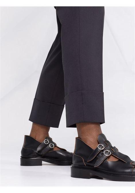 Pantalone grigio PESERICO   PANTALONI   P0462903465279