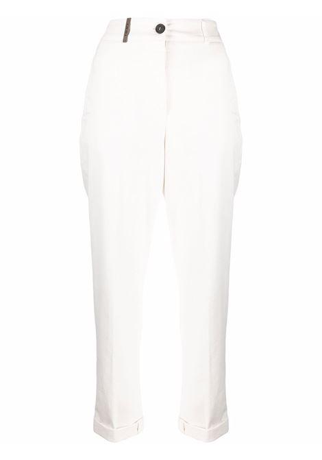 Pantalone bianco PESERICO   PANTALONI   P04839T302499202
