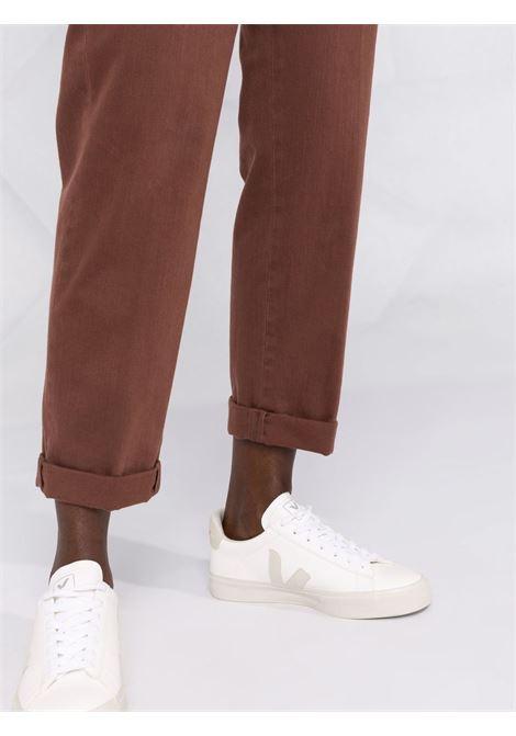 Pantalone marrone PESERICO   PANTALONI   P04839T302499255