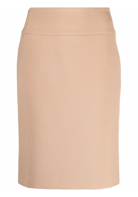 Brown skirt PESERICO | P0569001934245