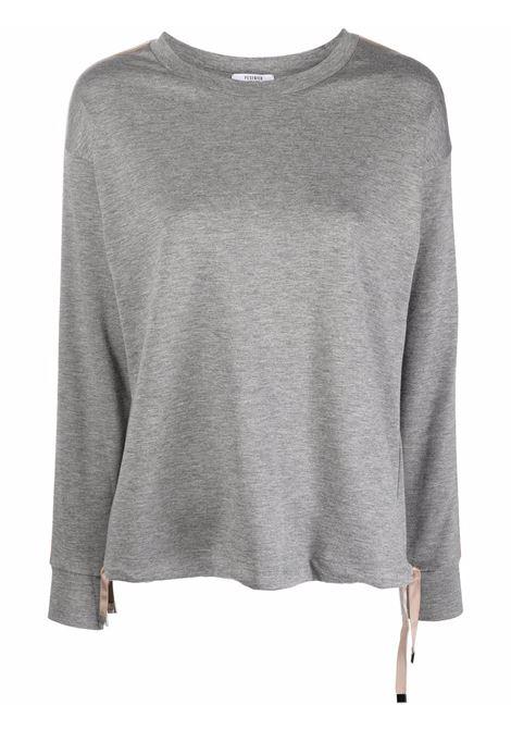 Grey sweatshirt PESERICO | S06966J008872974