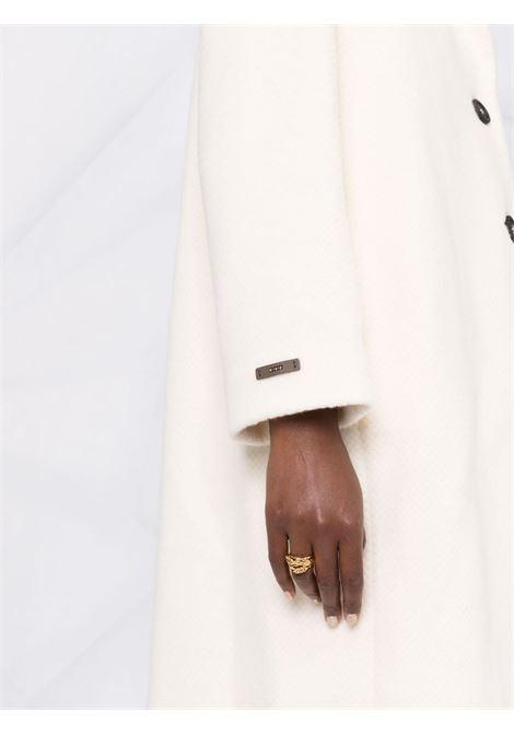 Cappotto bianco PESERICO   CAPPOTTI   S20077D06130202