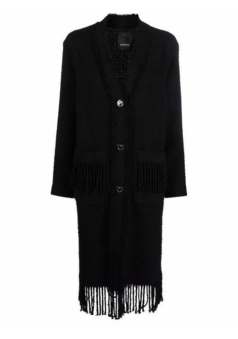 Black cardigan PINKO | 1G16HL8580Z99