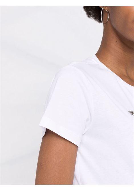 T-shirt bianca PINKO | 1G16JBY4LXZZ1