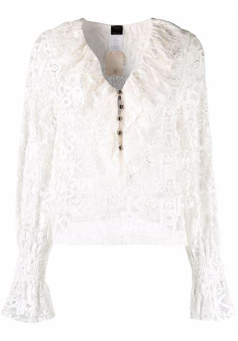 Blusa bianca PINKO | 1G16VA8412Z09