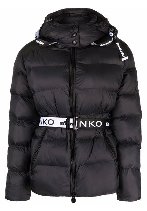 Black padded jacket PINKO | 1G16XKY833Z99