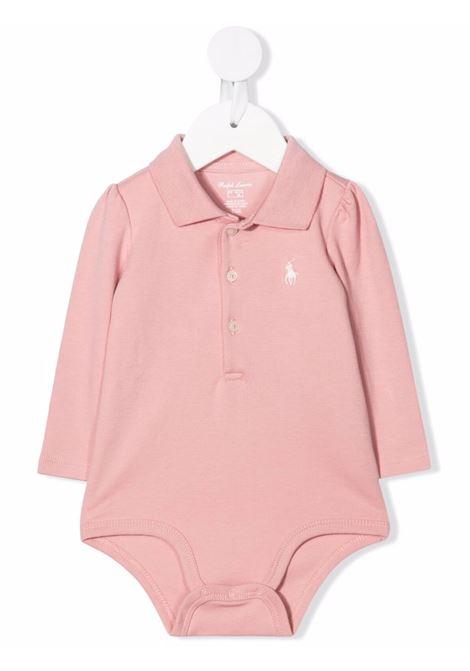 Tutina rosa POLO RALPH LAUREN KIDS | 310701458003