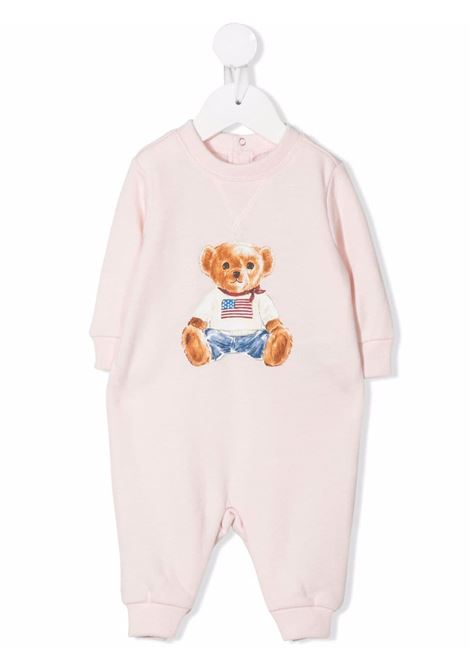 Tutina rosa POLO RALPH LAUREN KIDS | 310850995001