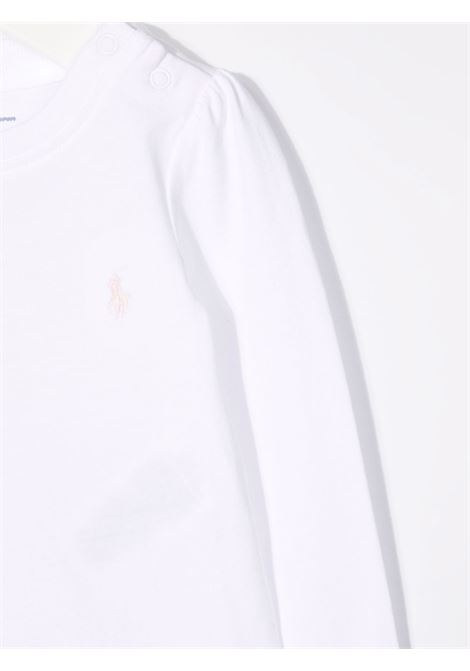 Tutina bianca POLO RALPH LAUREN KIDS | 310851073001