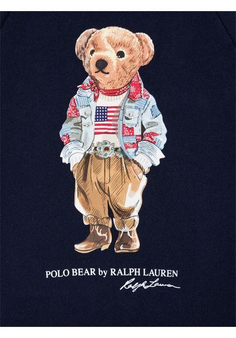 Blue dress POLO RALPH LAUREN KIDS | 312856712001