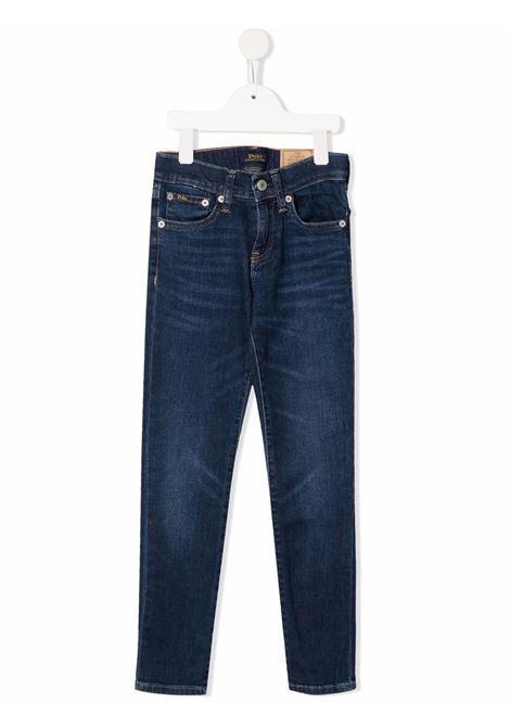 Blue jeans POLO RALPH LAUREN KIDS | 313800717001