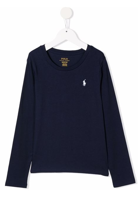 Blue jumper POLO RALPH LAUREN KIDS | 313841122007
