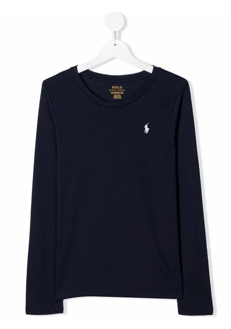 Blue jumper POLO RALPH LAUREN KIDS | 313841122X007