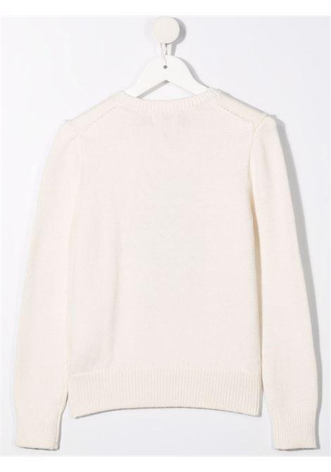 White jumper POLO RALPH LAUREN KIDS | 313850505001