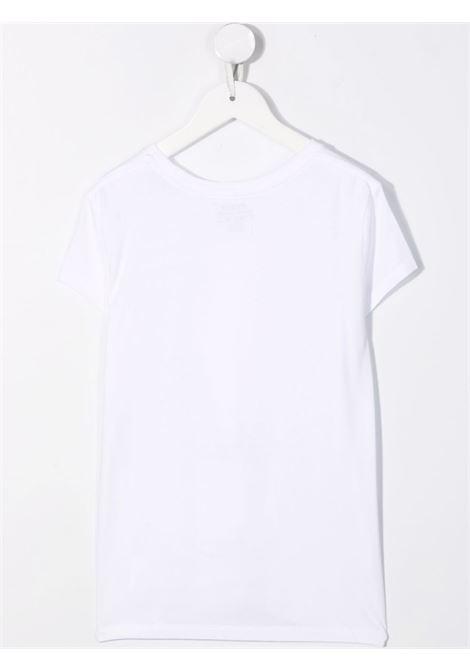White t-shirt POLO RALPH LAUREN KIDS | 313850649001