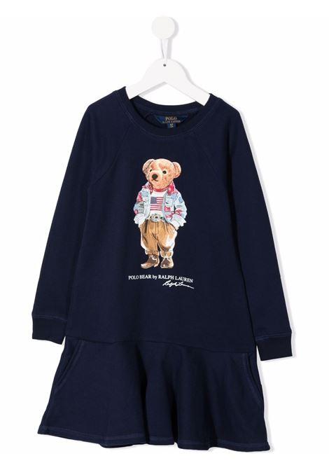 Sweatshirt dress POLO RALPH LAUREN KIDS | 313856712001