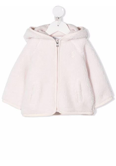 Cappotto rosa POLO RALPH LAUREN KIDS | 320851101002