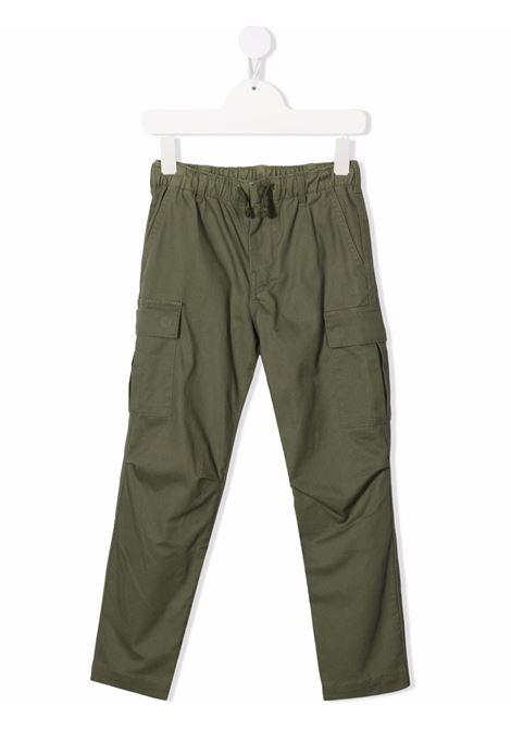 Pantalone verde POLO RALPH LAUREN KIDS | 322846928003
