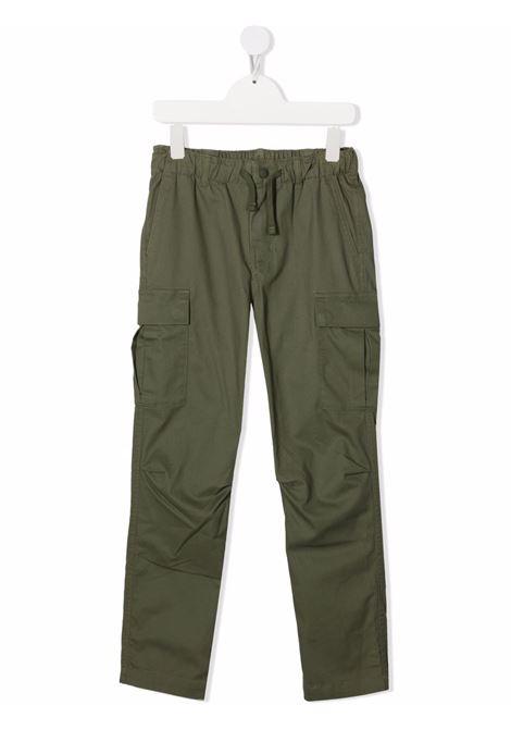 Pantalone verde POLO RALPH LAUREN KIDS | 323846928003