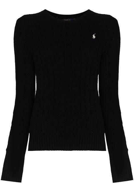 Black jumper POLO RALPH LAUREN | 211525764002