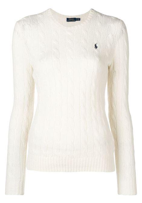 White jumper POLO RALPH LAUREN | 211525764003