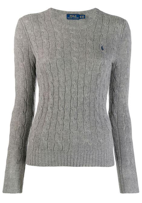 Grey jumper POLO RALPH LAUREN | 211525764009