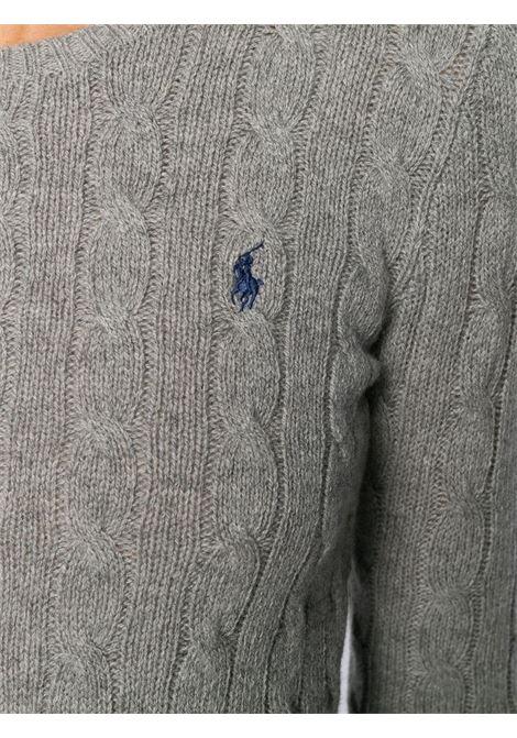 Grey jumper POLO RALPH LAUREN | SWEATER | 211525764009