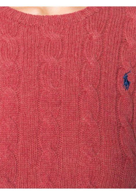 Red jumper POLO RALPH LAUREN | SWEATER | 211525764051