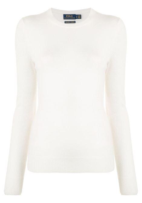 White jumper POLO RALPH LAUREN | 211780391007