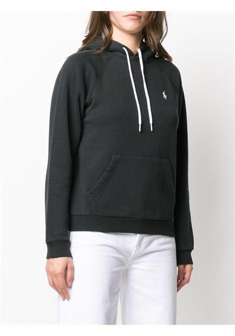 Black sweatshirt POLO RALPH LAUREN | SWEATSHIRTS | 211794394002