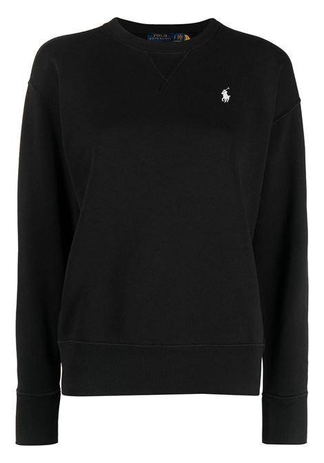 Black sweatshirt POLO RALPH LAUREN | 211794395001