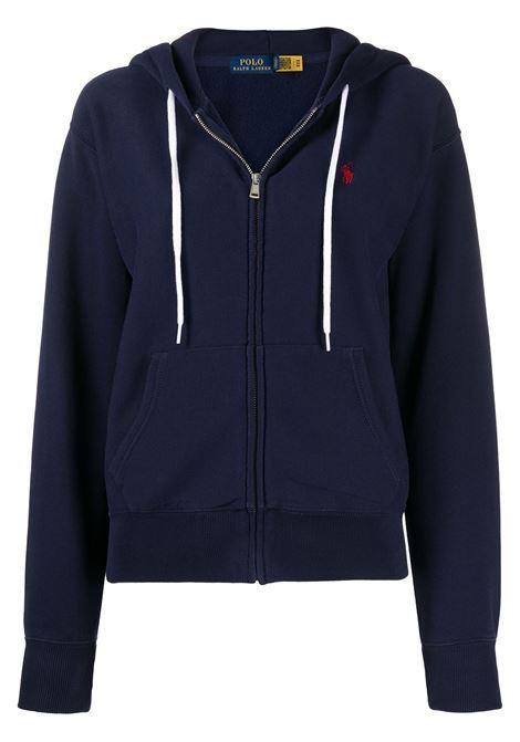 Blue sweatshirt POLO RALPH LAUREN | 211794396003