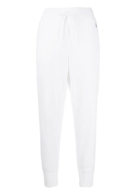 White track pants POLO RALPH LAUREN | 211794397002