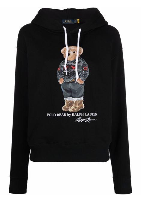 Black sweatshirt POLO RALPH LAUREN | 211846852001