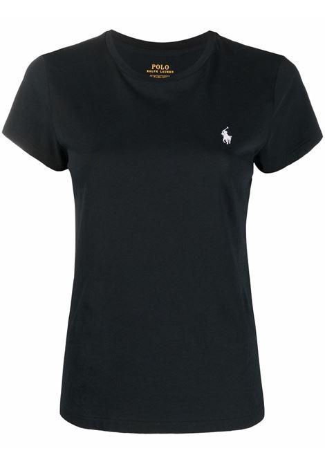 T-shirt nero POLO RALPH LAUREN | 211847073008