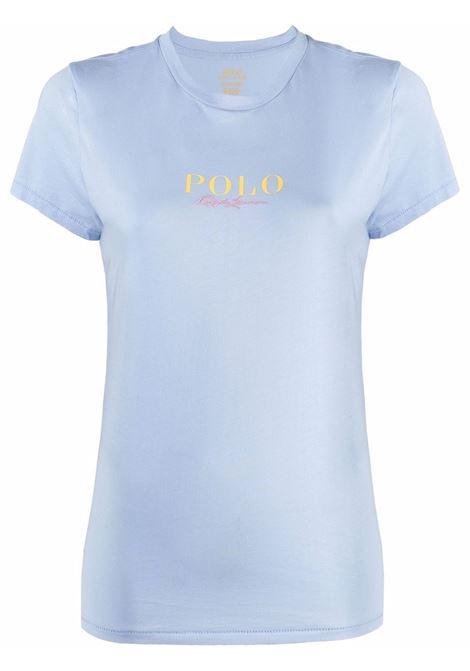 Blue t-shirt POLO RALPH LAUREN | 211847078005