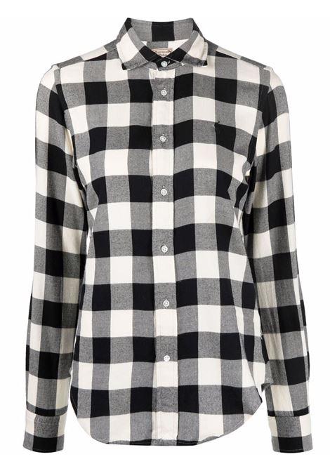 Black/white shirt POLO RALPH LAUREN | 211850401001