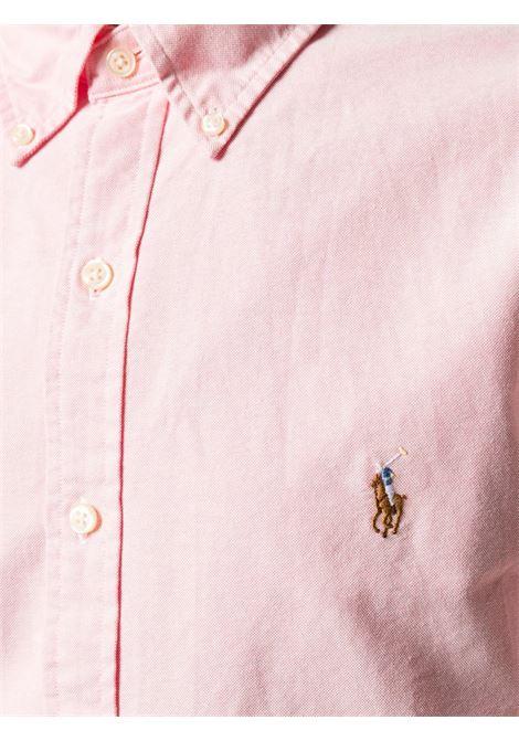 Camicia rosa POLO RALPH LAUREN | CAMICIE | 710549084008
