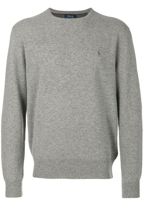 Maglione grigio POLO RALPH LAUREN | 710667378002