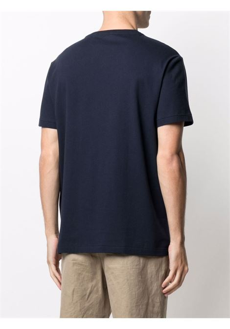 T-shirt blu POLO RALPH LAUREN | T-SHIRT | 710671453091