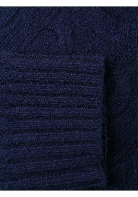 Maglione blu POLO RALPH LAUREN | MAGLIONE | 710719546012