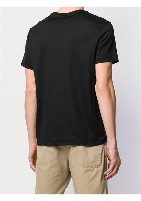 T-shirt nera POLO RALPH LAUREN | T-SHIRT | 710740727001