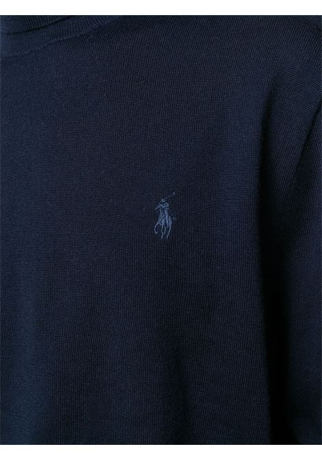 Maglione blu POLO RALPH LAUREN | MAGLIE | 710771090002