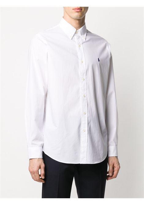Camicia bianca POLO RALPH LAUREN | CAMICIE | 710792044004