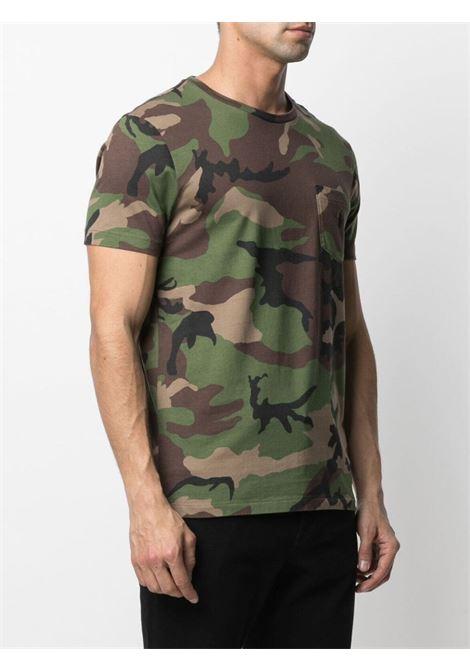 T-shirt mimetica POLO RALPH LAUREN | T-SHIRT | 710812948001